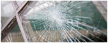 Amersham Smashed Glass